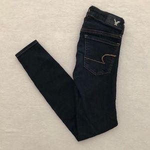 American Eagle Jegging Jeans 00 Short